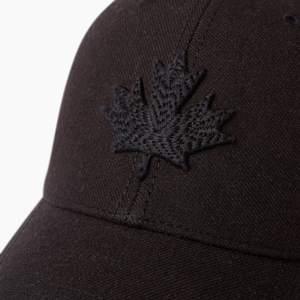 Roots-undefined-Modern Leaf Baseball Cap-undefined-D