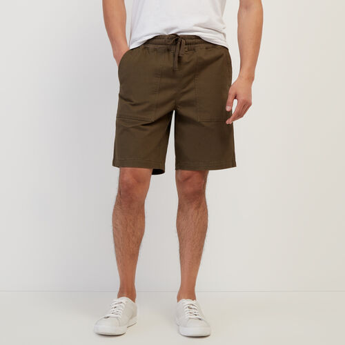 Roots-Men Clothing-Journey Short-Fatigue-A