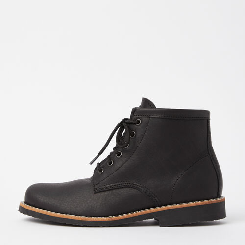 Roots-Men Boots-Paddock Boot Salvador-Black-A