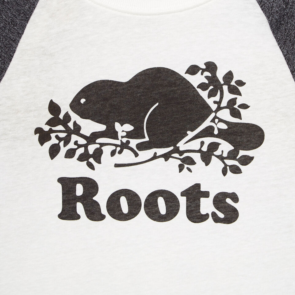Roots-undefined-Girls Cooper Baseball Top-undefined-D
