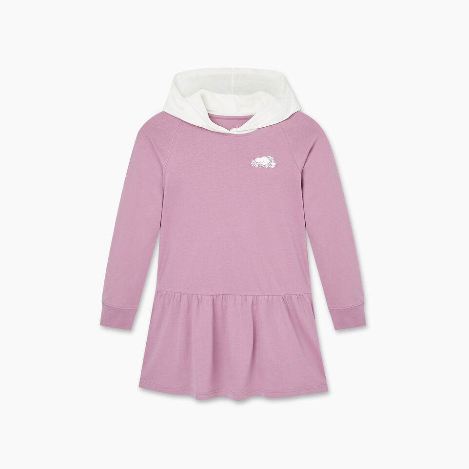 Roots-undefined-Girls Remix Hoody Dress-undefined-B