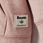 Roots-Kids Our Favourite New Arrivals-Baby Original Full Zip Hoody-Deauville Mauve Mix-D