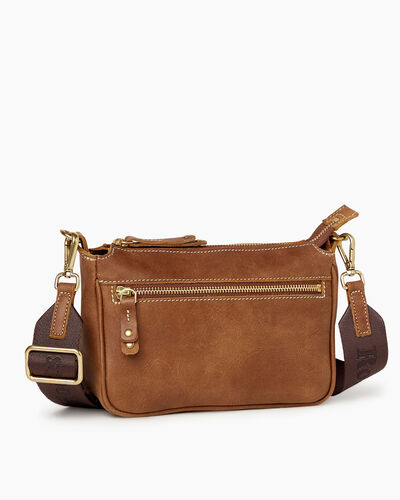 Roots-Leather Bestsellers-Andie Bag Tribe-Natural-A