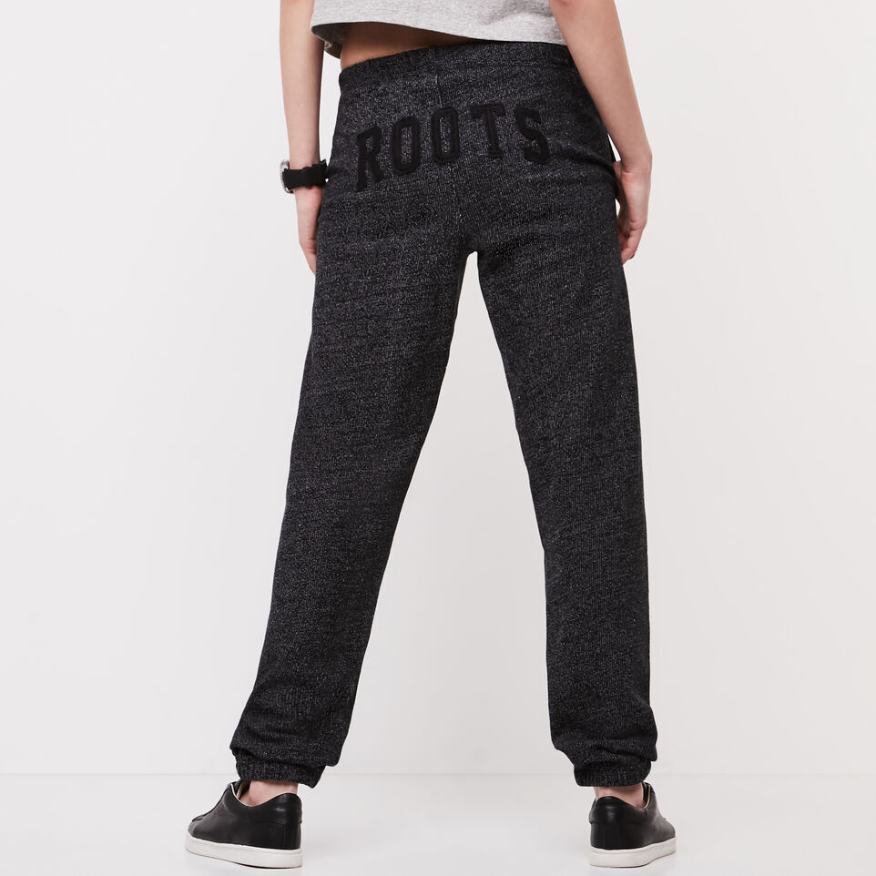 Roots-undefined-Roots Black Pepper Boyfriend Sweatpant-undefined-A