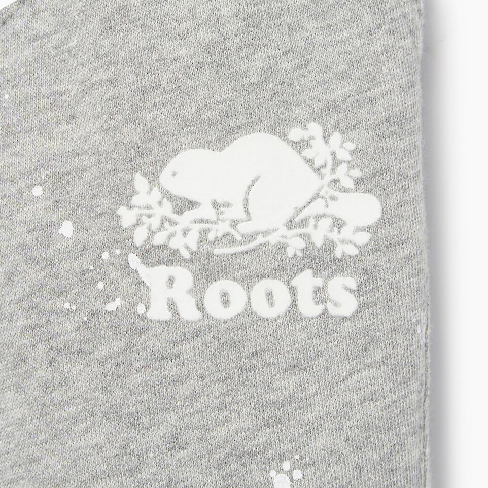 Roots-Kids Our Favourite New Arrivals-Baby Splatter Sweatpant-Grey Mix-D