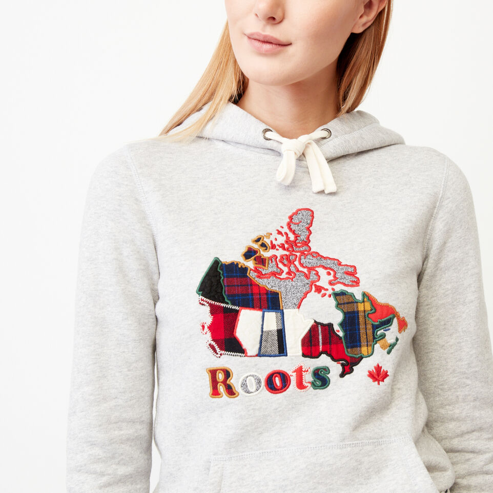 Roots-undefined-Canada Plaid Hoody-undefined-E