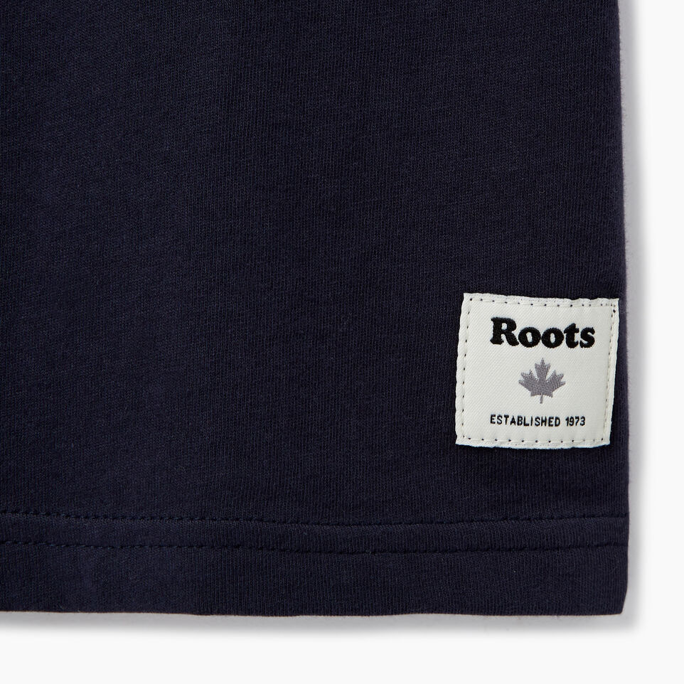 Roots-Kids Our Favourite New Arrivals-Boys Glow-in-the-dark T-shirt-Navy Blazer-C