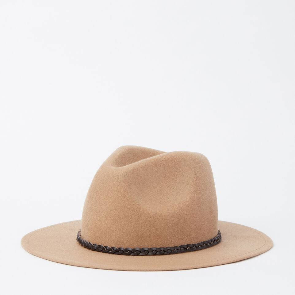 Roots-undefined-Fedora Feutre Annie-undefined-A