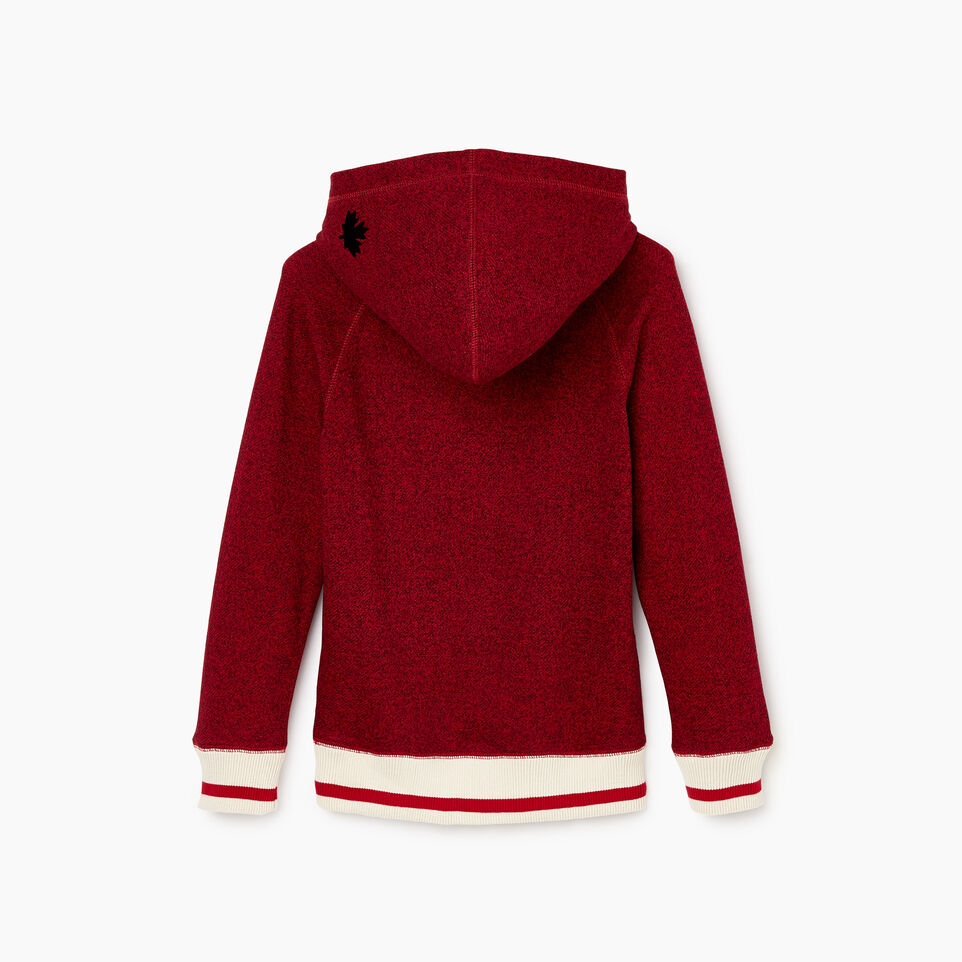 Roots-Kids Boys-Boys Roots Cabin Kanga Hoody-Cabin Red Pepper-C