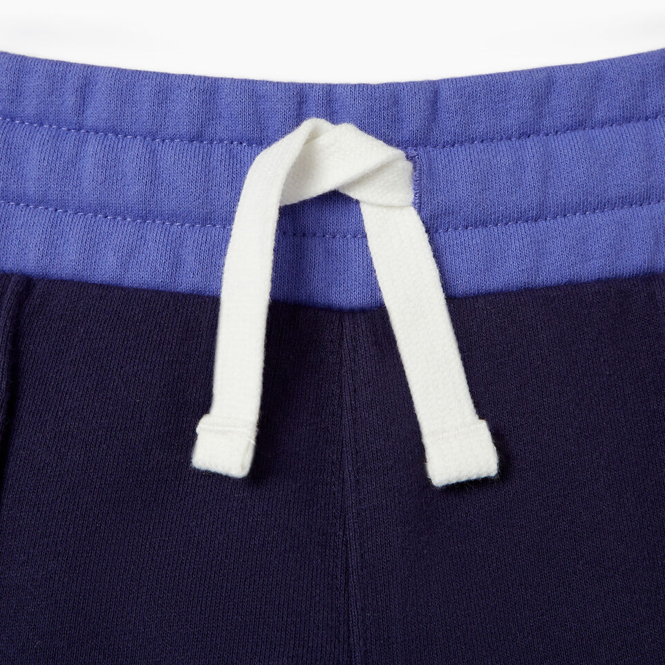 Roots-undefined-Girls Colour Block Sweatpant-undefined-C