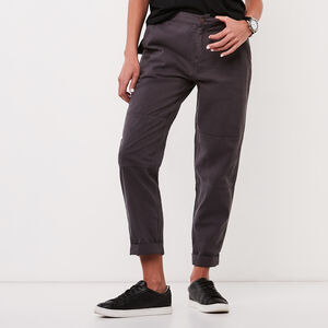 Roots-New For March Women-Nadeen Pant-Pavement-A