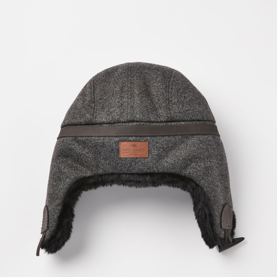 Roots-undefined-Mens Harding Trapper Hat-undefined-D