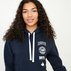Roots-Women Our Favourite New Arrivals-Stamps Kanga Hoody-Navy Blazer-E