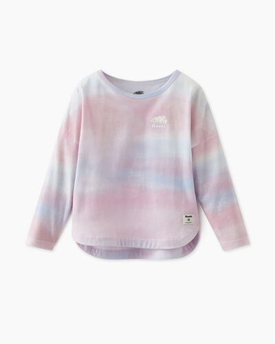 Roots-Kids Tops-Toddler Dolman Long Sleeve T-shirt-Multi-A
