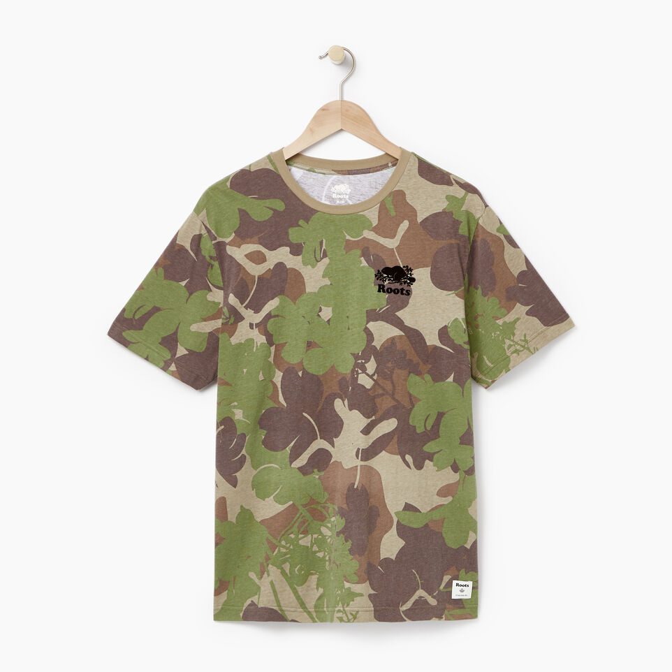 Roots-undefined-Mens Eastern Woodlands T-shirt-undefined-A