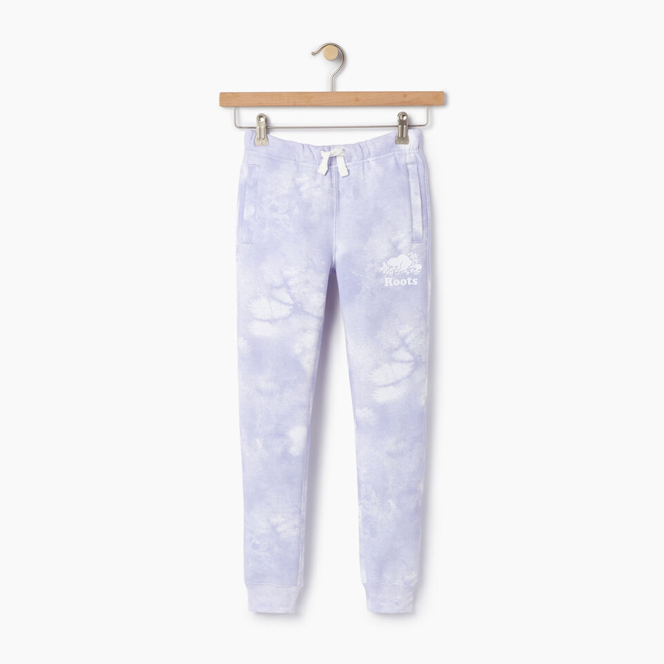 Roots-undefined-Girls Cloud Nine Sweatpant-undefined-A