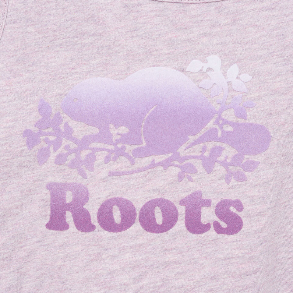 Roots-New For June Kids-Girls Gradient Cooper Beaver Tank-Lavendula Mix-D