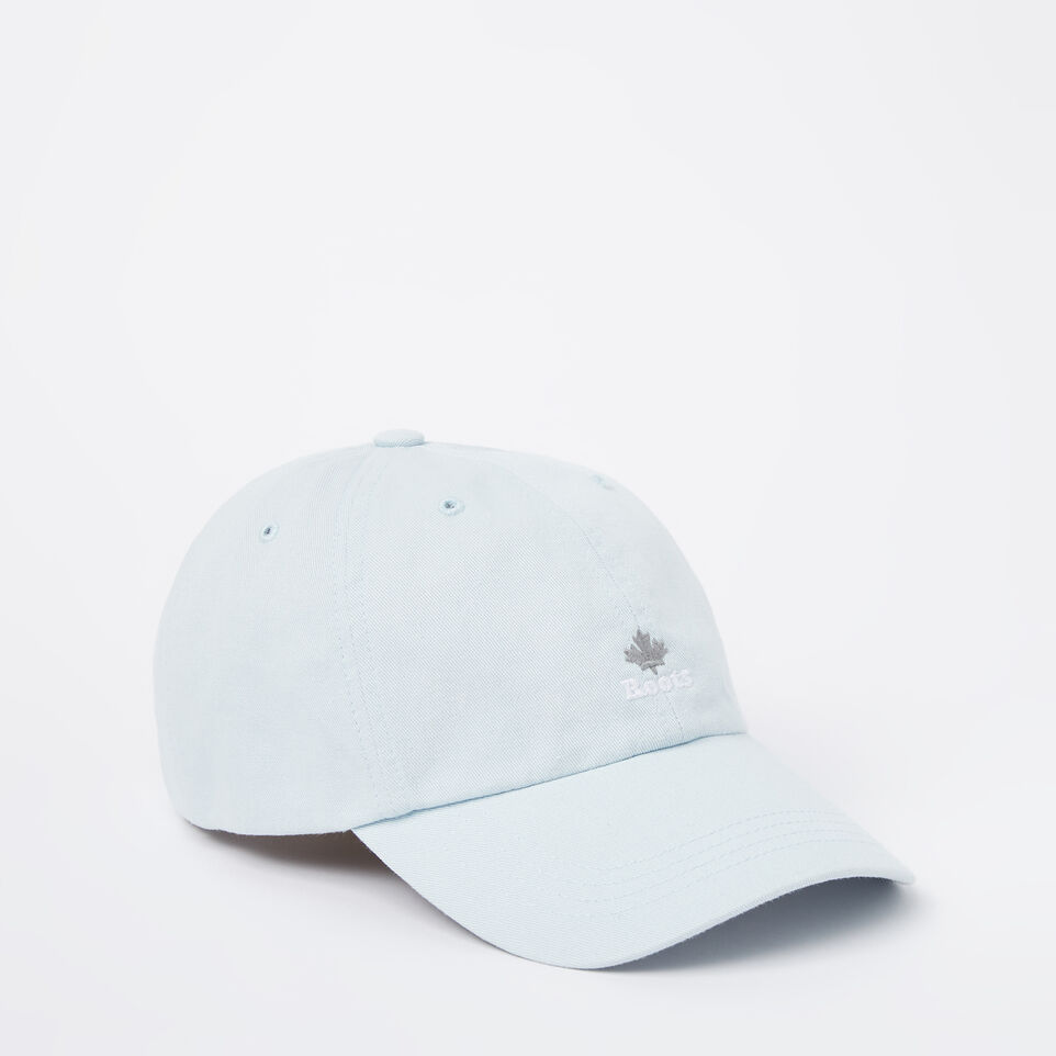 Roots-undefined-Cooper Roots Leaf Baseball Cap-undefined-A