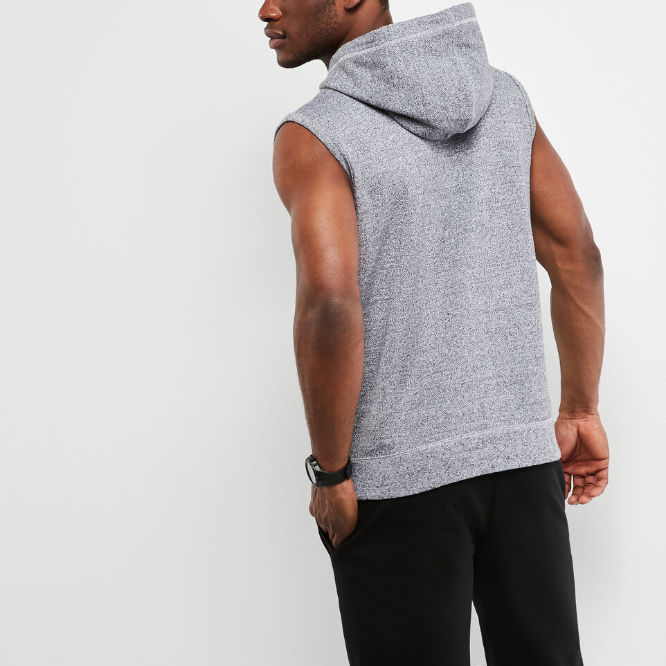 Roots-undefined-Sleeveless Zip Hoody-undefined-D