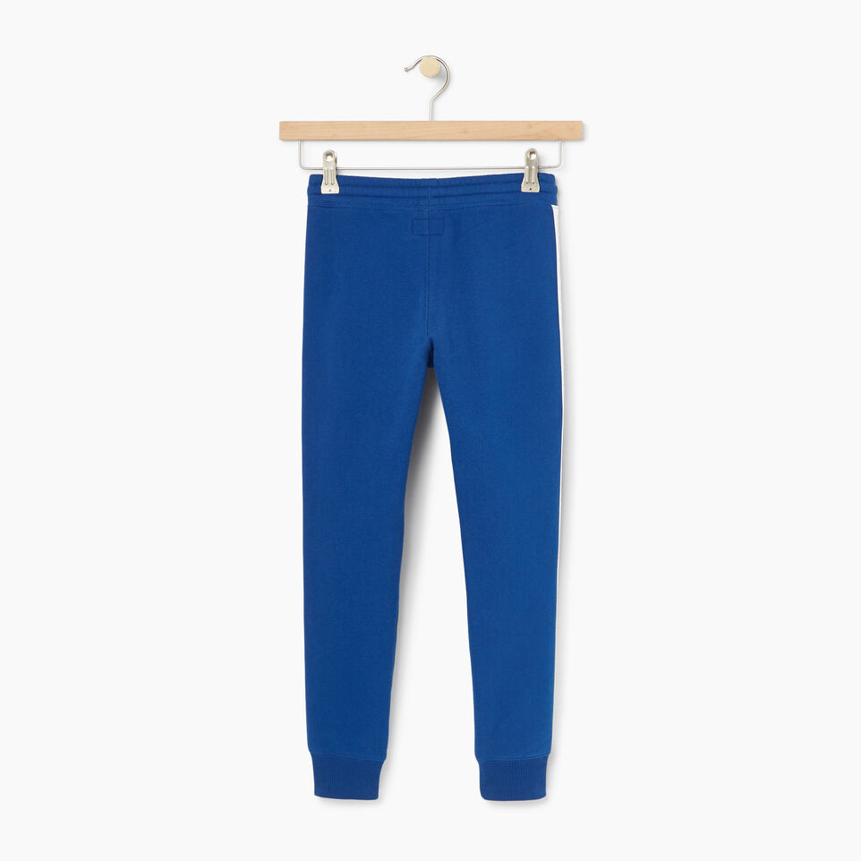 Roots-Clearance Kids-Girls Sportsmas Sweatpant-Active Blue-B