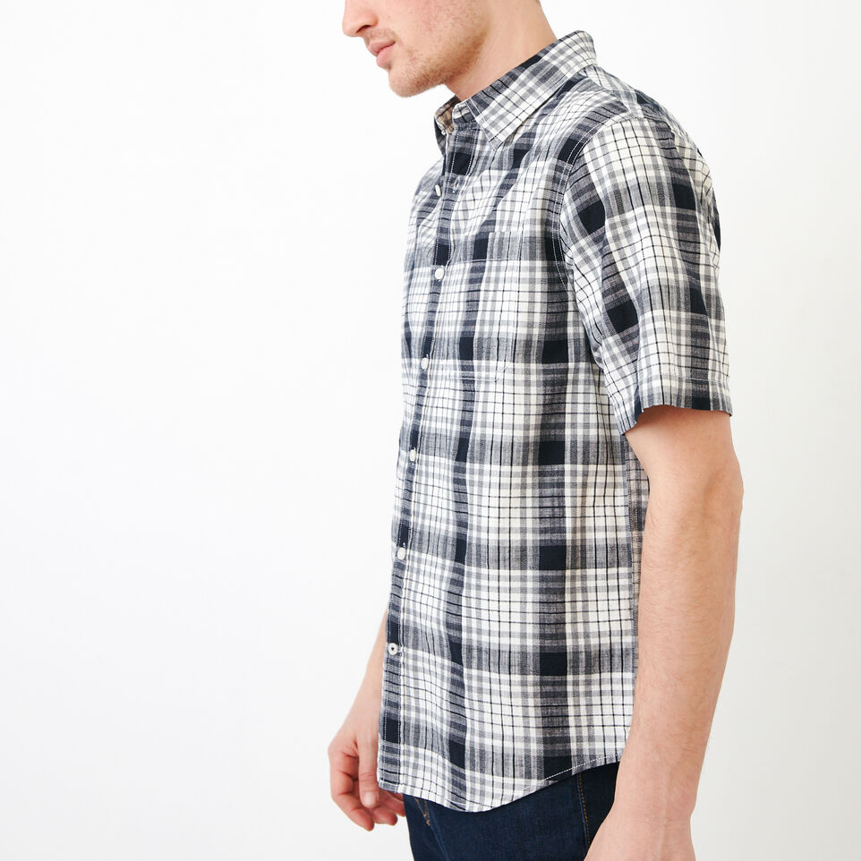 Roots-Men Our Favourite New Arrivals-Mackenzie Shirt-Ivory-C