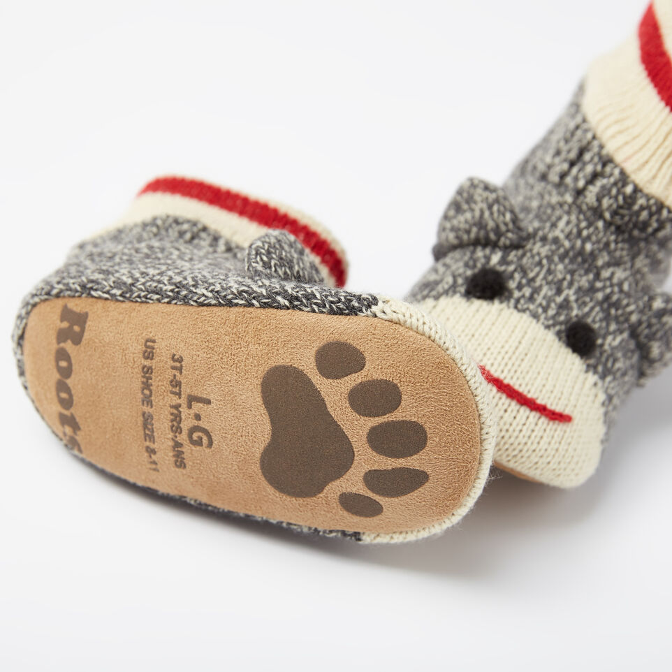 Roots-undefined-Toddler Cabin Monkey Slipper-undefined-D