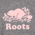 Roots-undefined-Girls Original Kanga Hoody-undefined-D