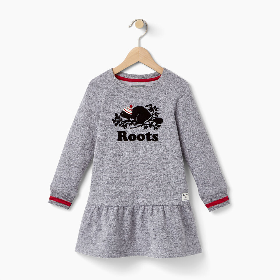 Roots-undefined-Toddler Buddy Cozy Fleece Dress-undefined-A