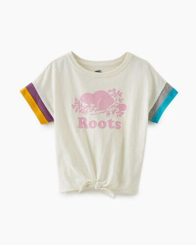 Roots-Kids T-shirts-Toddler Home Team T-shirt-Multi-A