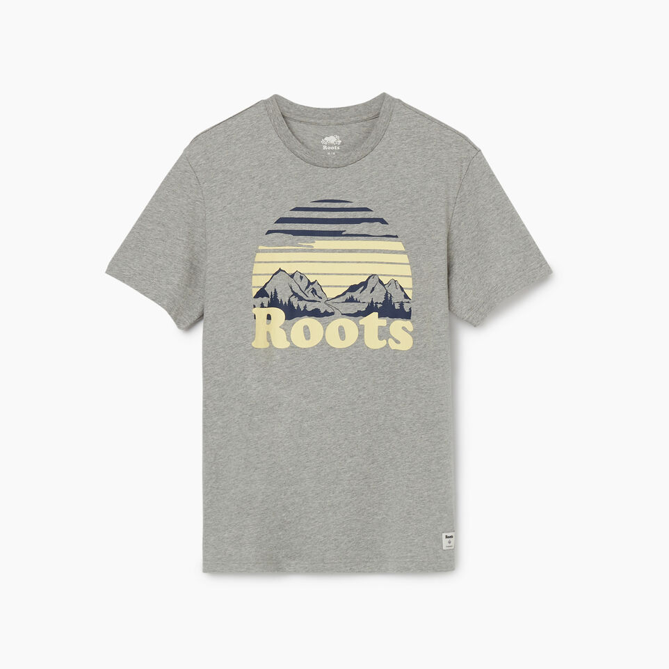 Roots-undefined-Mens Watson T-shirt-undefined-A