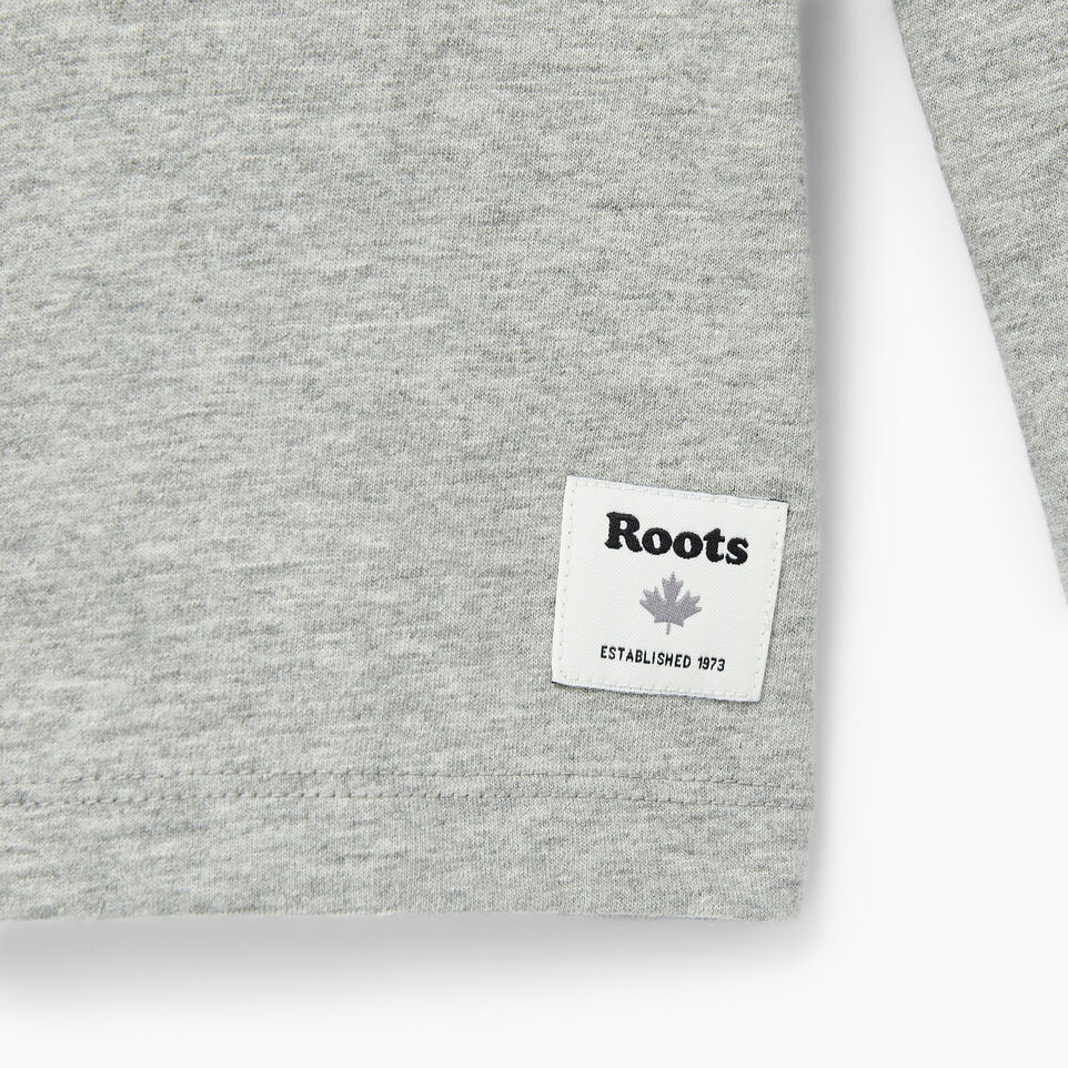 Roots-undefined-Girls Ski Patch T-shirt-undefined-C