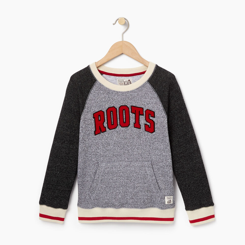 Roots-undefined-Boys Roots Cabin Crew Sweatshirt-undefined-A