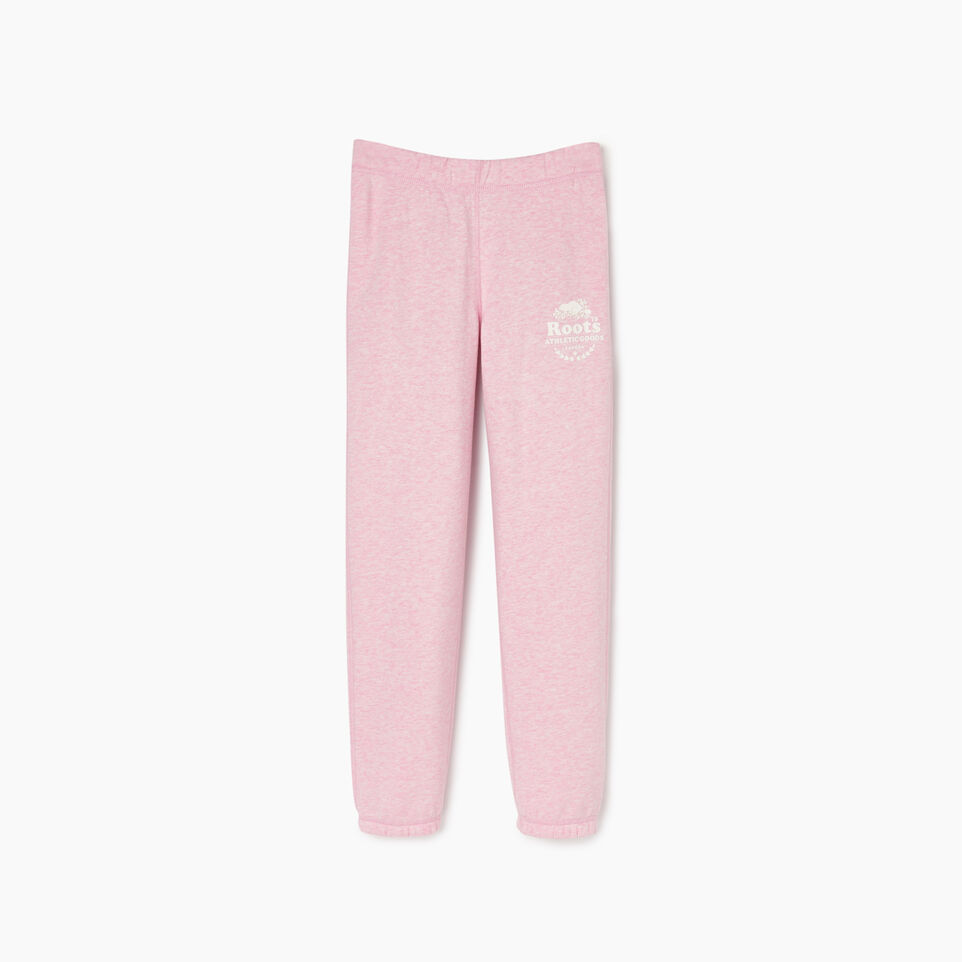 Roots-undefined-Girls Laurel Sweatpant-undefined-A
