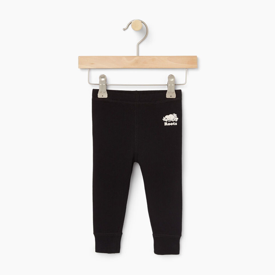 Roots-undefined-Baby Cozy Fleece Legging-undefined-A
