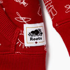 Roots-undefined-Baby Canada Aop Full Zip Hoody-undefined-C