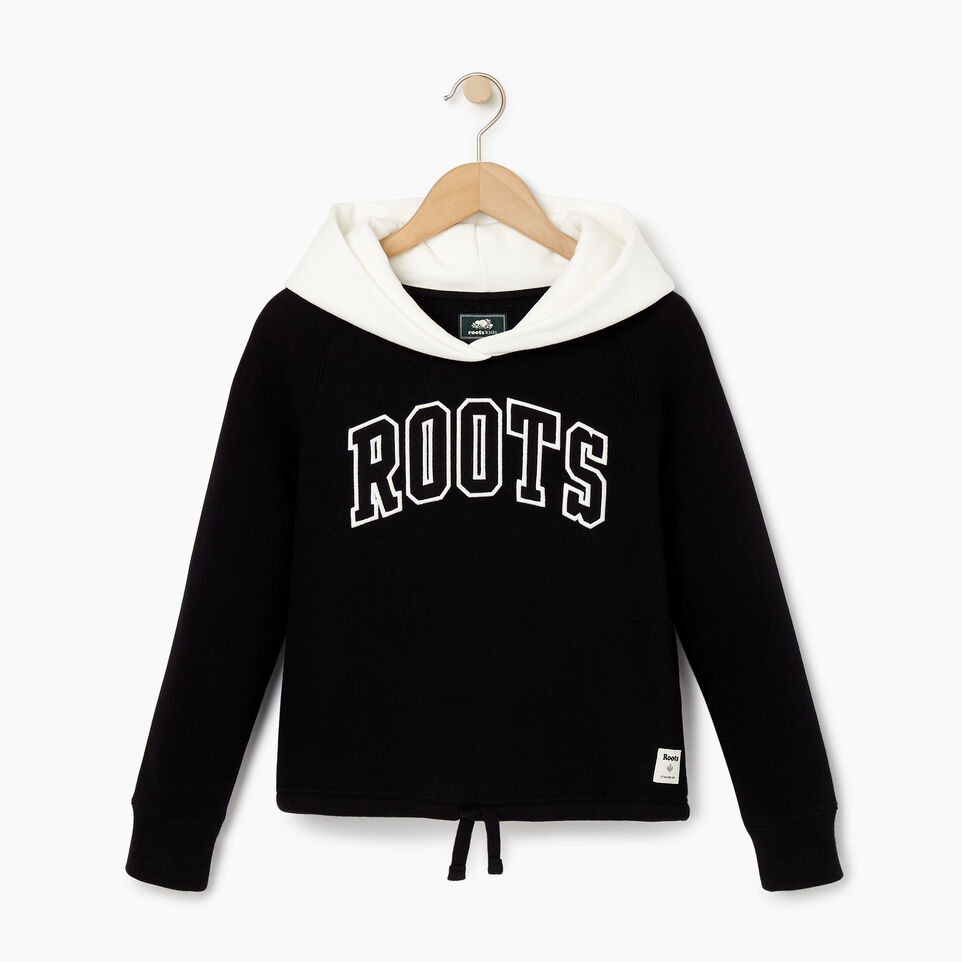 Roots-undefined-Girls 2.0 Colour block Raglan Hoody-undefined-A