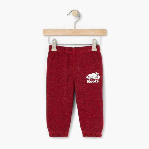 Roots-Kids Baby-Baby Original Sweatpant-Cabin Red Pepper-A