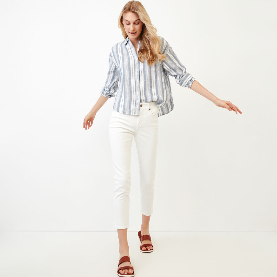 Roots-undefined-Baeberry Linen Shirt-undefined-B