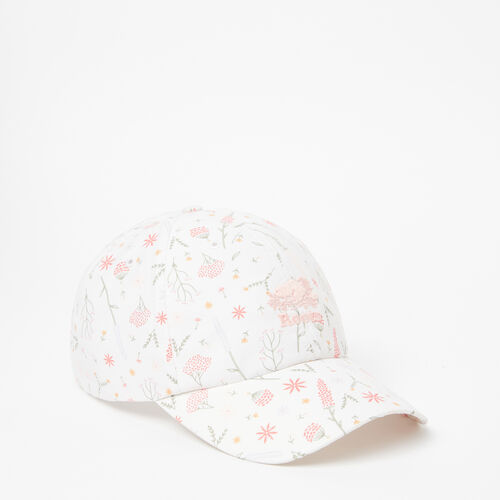 Roots-Women Accessories-Cooper Print Baseball Cap-Multi-A