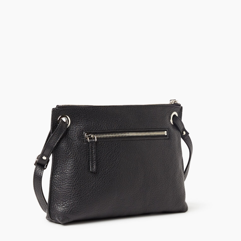 Roots-Leather New Arrivals-Edie Bag Cervino-Black-C