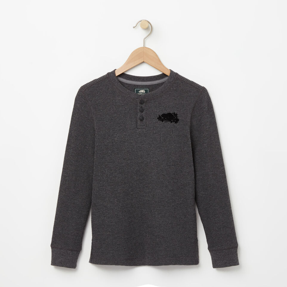 Roots-undefined-Boys Killarney Waffle Henley-undefined-A