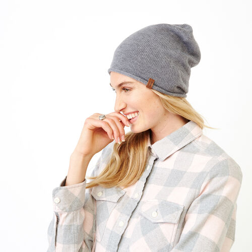 Roots-Women Categories-Robson Toque-Grey Mix-A