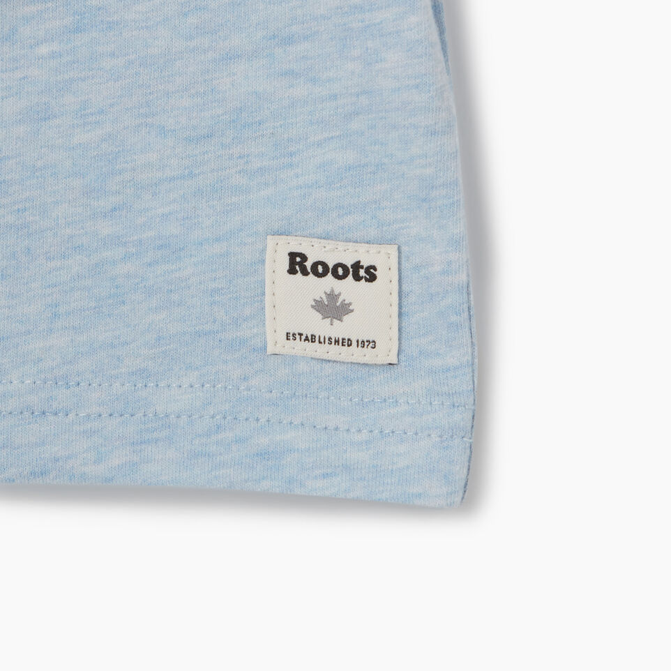 Roots-undefined-Toddler Colourblock T-Shirt-undefined-D