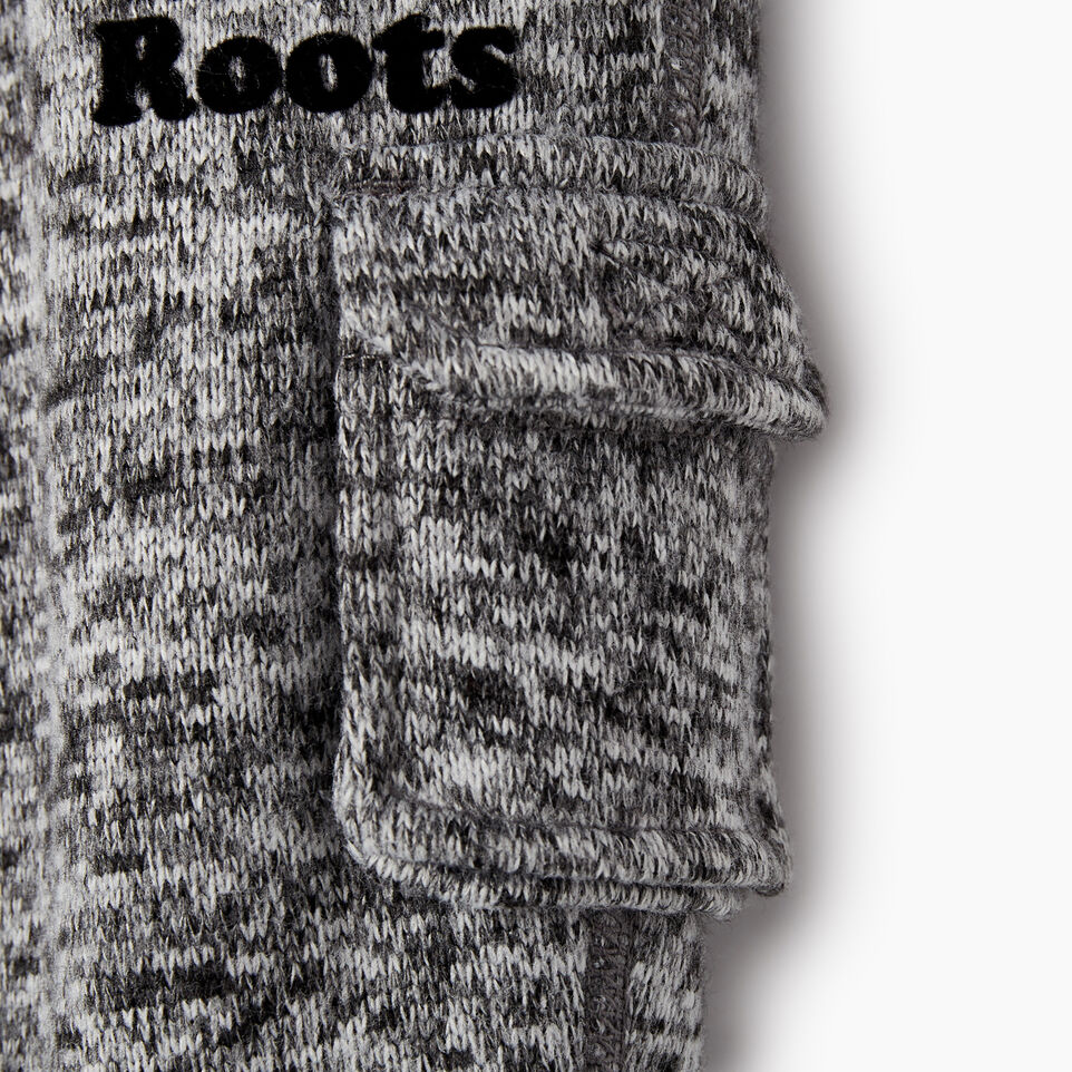 Roots-undefined-Baby Sweater Fleece Cargo Pant-undefined-D