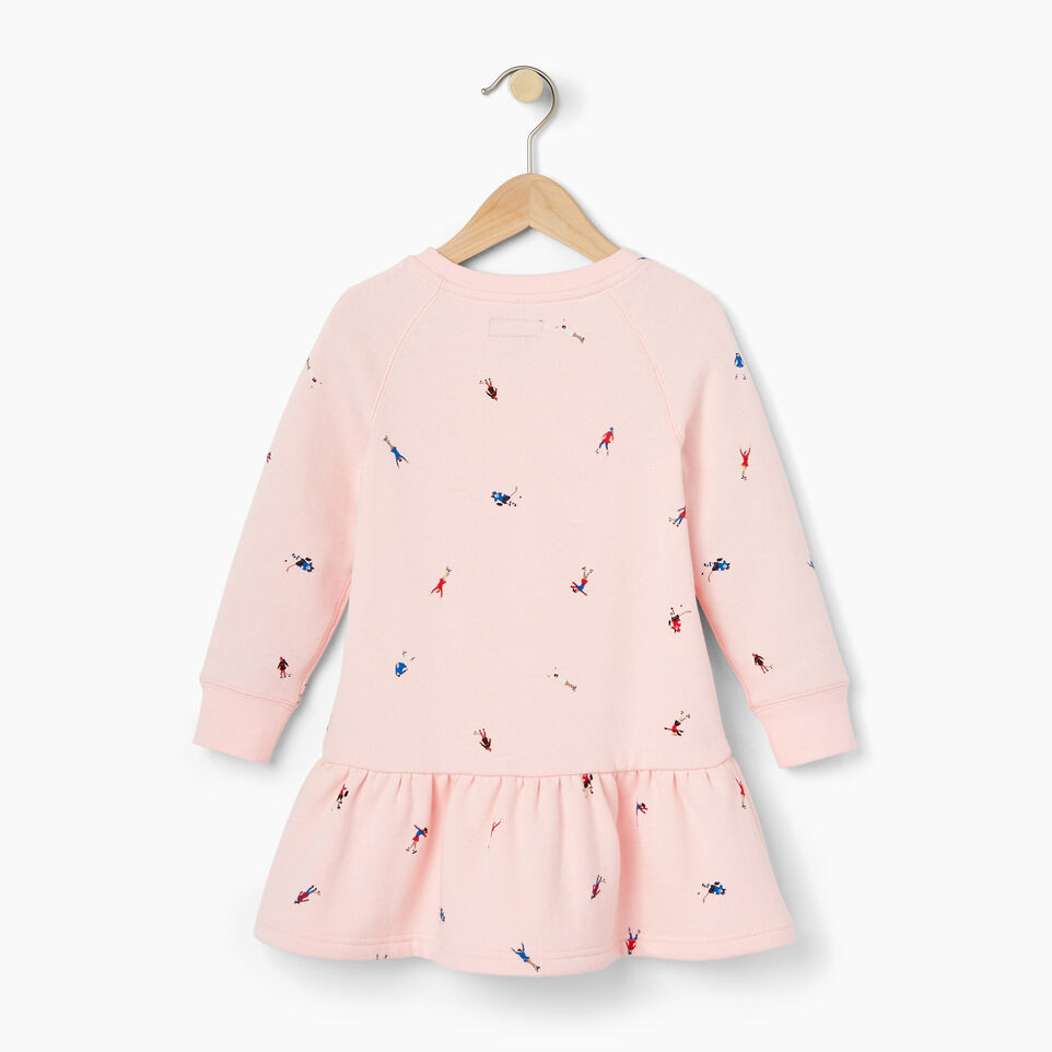 Roots-Kids Our Favourite New Arrivals-Toddler Skater AOP Dress-Light Pink-B