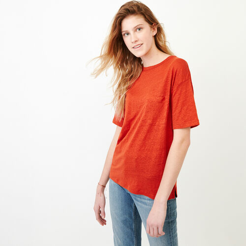 Roots-Women Our Favourite New Arrivals-Sara Top-Rooibos Tea-A