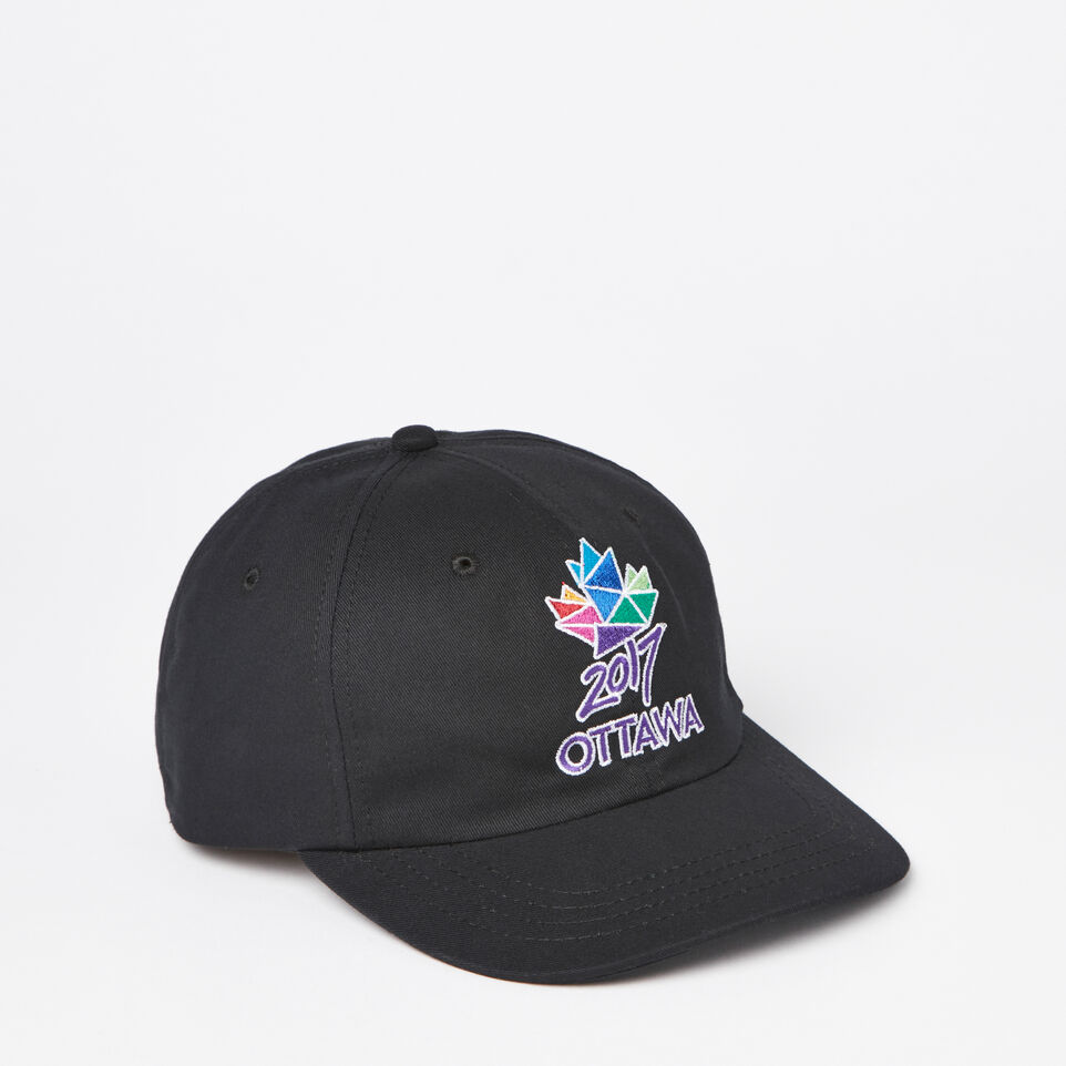 Roots-undefined-Ottawa 2017 Baseball Cap-undefined-A