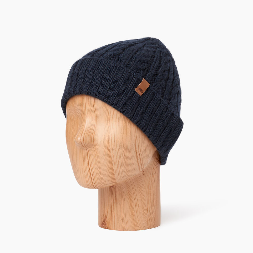 Roots-Men Our Favourite New Arrivals-Rothesay Toque-Navy-C