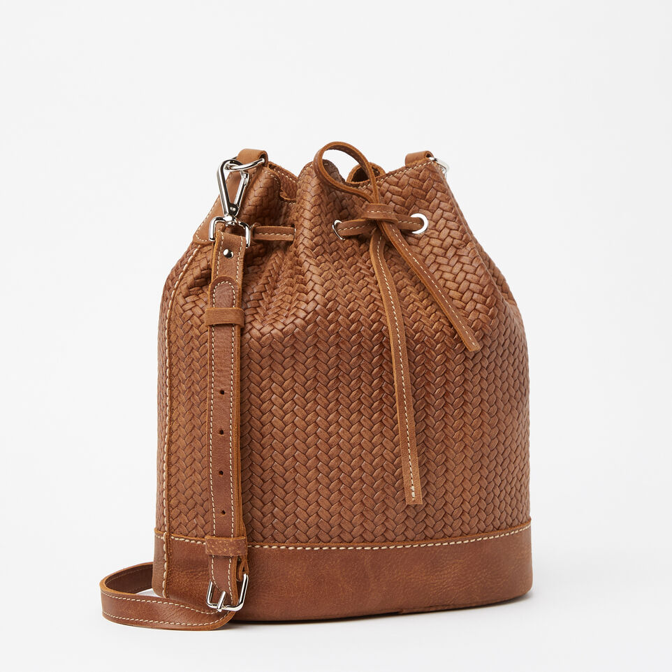 Roots-undefined-Maritime Bucket Bag Woven-undefined-A