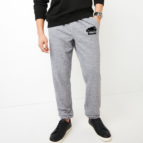 Roots-New For January Men-Roots Salt and Pepper Original Sweatpant - Tall-Salt & Pepper-A
